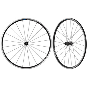 Shimano WH-RS100-CL Road Wheelset 10/11-speed QR 100mm/QR 130mm